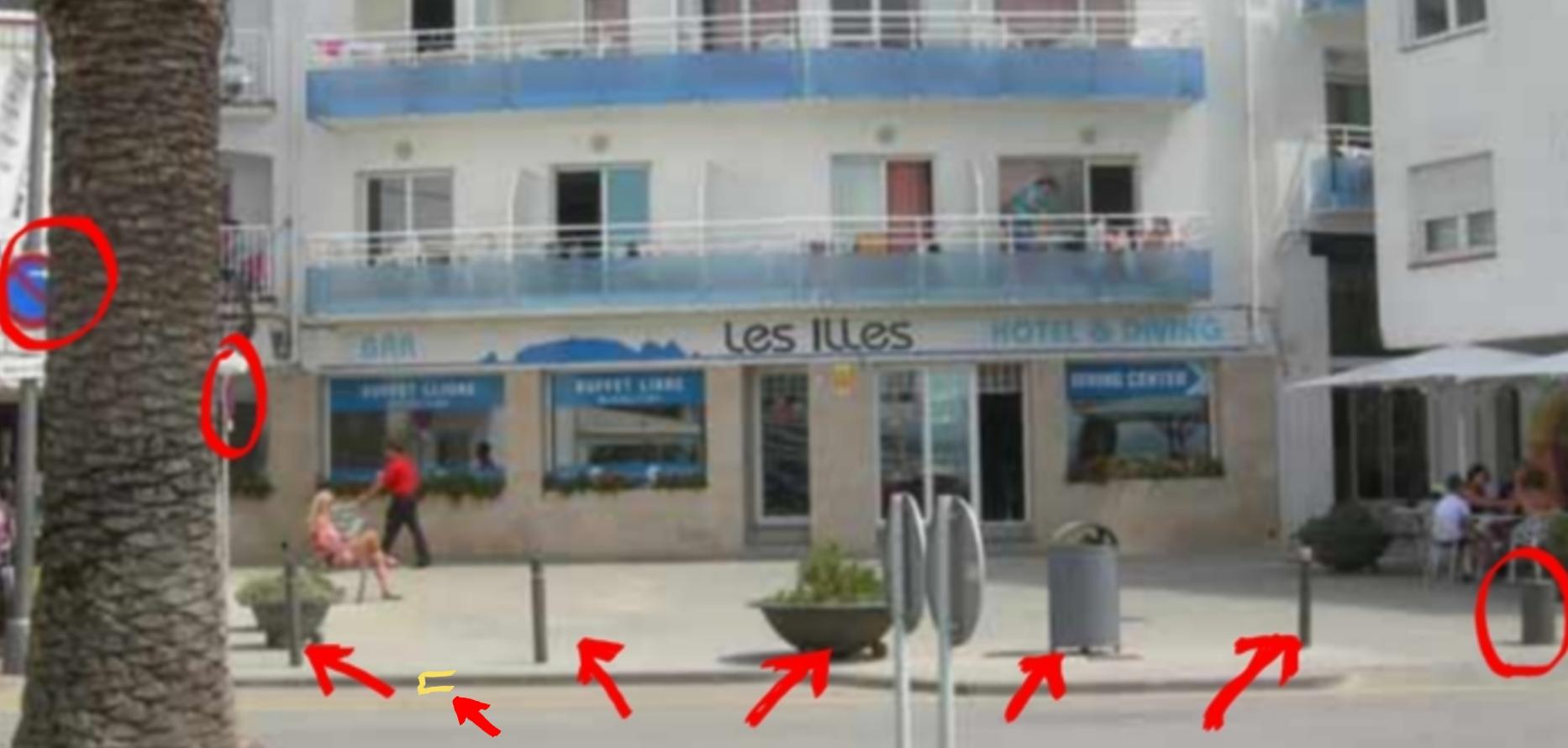 Hotel les Illes Estartit Hotel l'Estartit